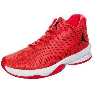 Jordan B. Fly Sneaker Herren, Rot, zoom bei OUTFITTER Online