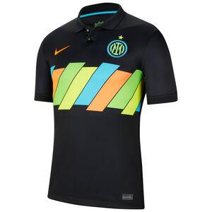 Inter Mailand Trikot 3rd Stadium 2021/2022 Herren, schwarz / orange, zoom bei OUTFITTER Online