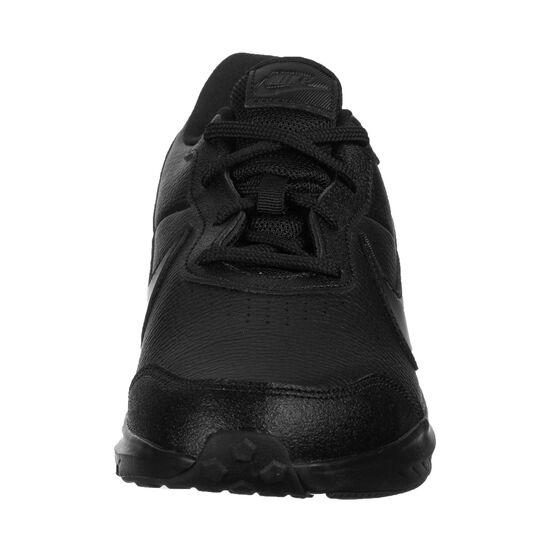 Varsity Leather Sneaker Kinder, schwarz, zoom bei OUTFITTER Online