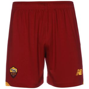 AS Rom Shorts Home 2021/2022 Herren, rot / gelb, zoom bei OUTFITTER Online
