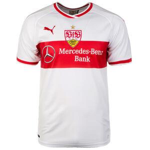 VfB Stuttgart Trikot Home 2018/2019 Herren, Weiß, zoom bei OUTFITTER Online