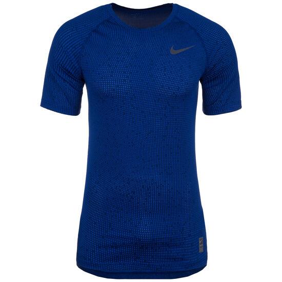 Pro Breathe Trainingsshirt Herren, blau / schwarz, zoom bei OUTFITTER Online