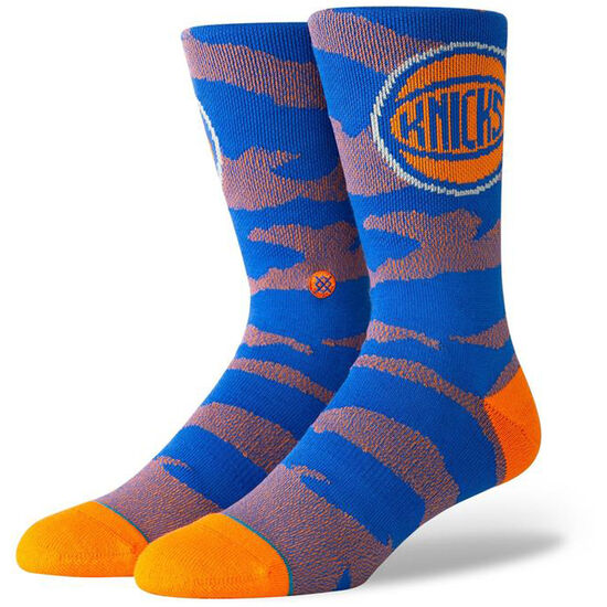 NBA NY Knicks Camo Socken Herren, , zoom bei OUTFITTER Online