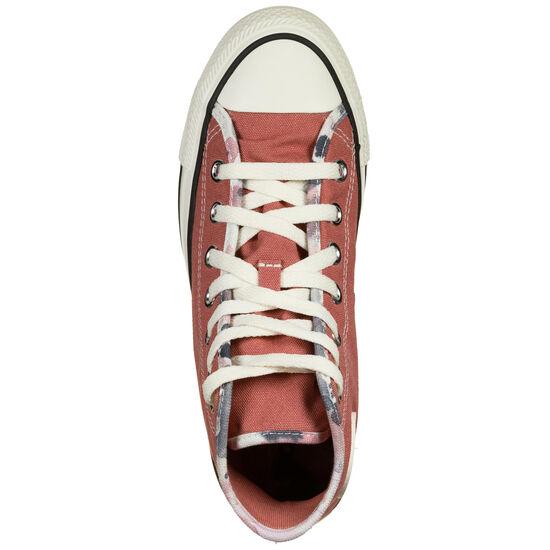 Chuck Taylor All Star Summer Fest Patch High Sneaker Damen, pink / weiß, zoom bei OUTFITTER Online