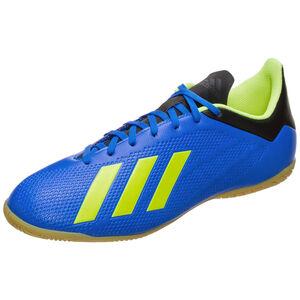 X Tango 18.4 Indoor Fußballschuh Herren, Blau, zoom bei OUTFITTER Online