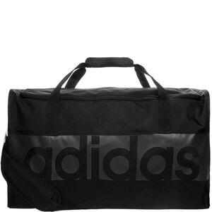 Tiro Linear Teambag Sporttasche Small, schwarz / grau, zoom bei OUTFITTER Online