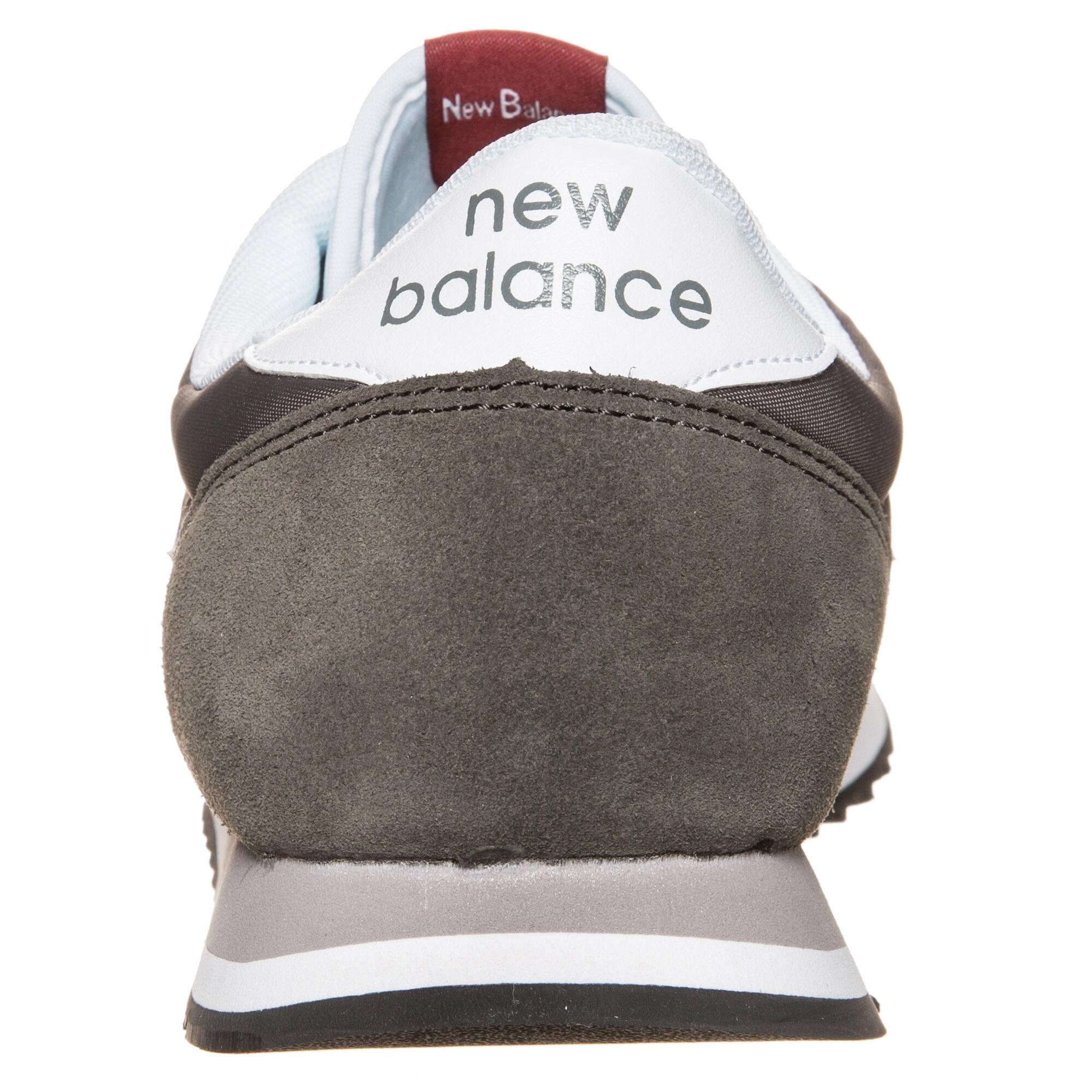 Schwarz Weiß Schuhe New Balance | U420 Cgw D Sneaker