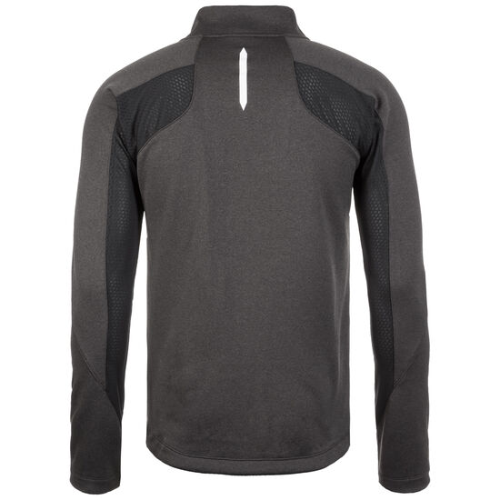 Elite II Mid Layer Trainingsshirt Herren, schwarz / anthrazit, zoom bei OUTFITTER Online