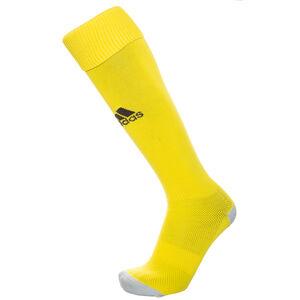 Milano 16 Sockenstutzen, gelb / schwarz, zoom bei OUTFITTER Online