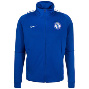 FC Chelsea Franchise Trainingsjacke Herren, blau / weiß, zoom bei OUTFITTER Online