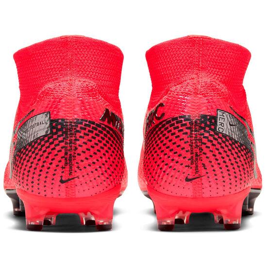 Mercurial Superfly 7 Elite AG-Pro Fußballschuh Herren, neonrot / schwarz, zoom bei OUTFITTER Online