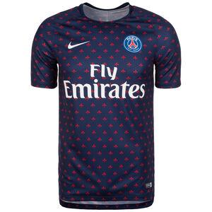 Paris St.-Germain Dry Squad GX Trainingsshirt Herren, Blau, zoom bei OUTFITTER Online