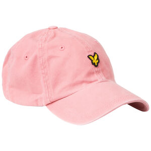 Washed Baseball Cap, rosa, zoom bei OUTFITTER Online