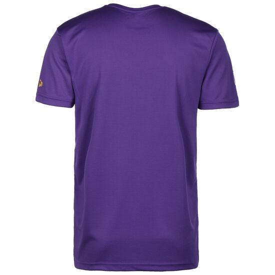 NFL Minnesota Vikings Supporters T-Shirt Herren, lila / weiß, zoom bei OUTFITTER Online