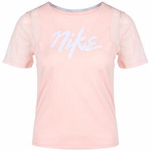 Runway Laufshirt Damen, rosa / weiß, zoom bei OUTFITTER Online