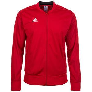 Condivo 18 Trainingsjacke Herren, rot / schwarz / weiß, zoom bei OUTFITTER Online