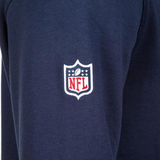 NFL Team Logo New England Patriots Kapuzenpullover Herren, Blau, zoom bei OUTFITTER Online