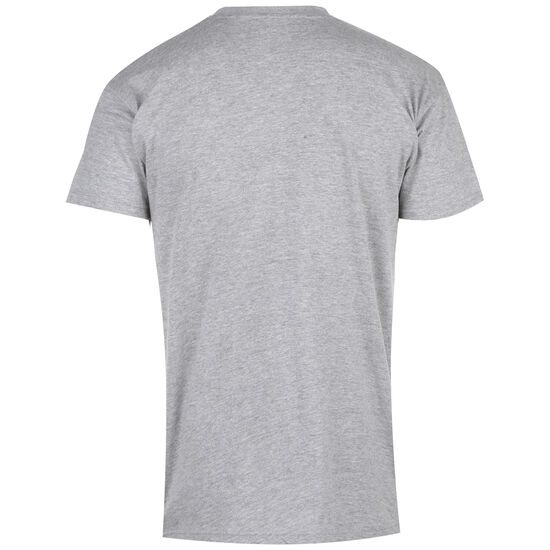 Basic T-Shirt Herren, grau, zoom bei OUTFITTER Online