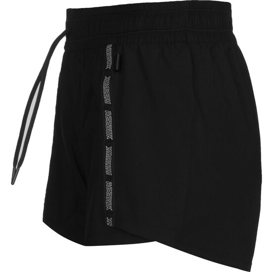 Meet You There Trainingsshort Damen, schwarz, zoom bei OUTFITTER Online