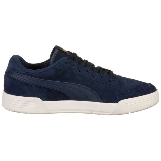 Caracal Suede Sneaker, dunkelblau, zoom bei OUTFITTER Online