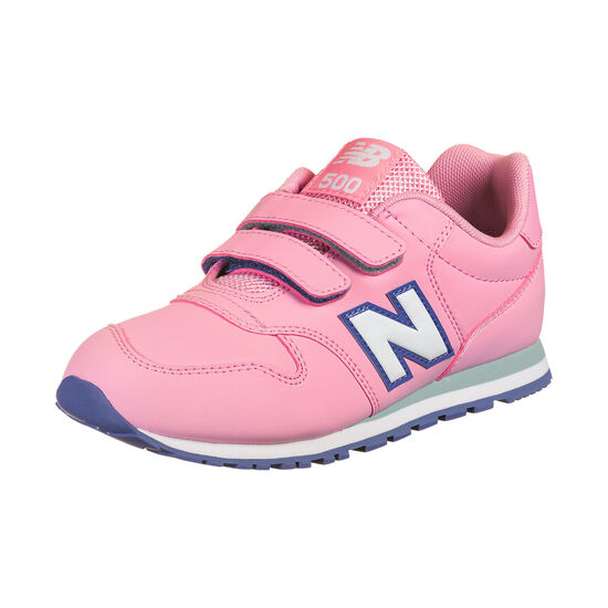YV500-M Sneaker Kinder, pink / weiß, zoom bei OUTFITTER Online