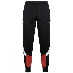 AC Mailand Iconic MCS Jogginghose Herren, schwarz, zoom bei OUTFITTER Online