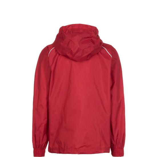 Core 18 Regenjacke Kinder, rot / weiß, zoom bei OUTFITTER Online