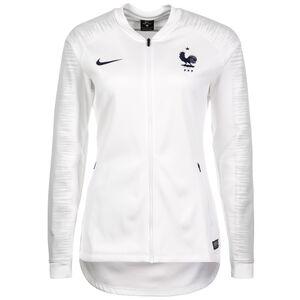 Frankreich Anthem Jacke WM 2018 Damen, Weiß, zoom bei OUTFITTER Online