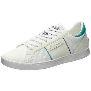 LS-80 Sneaker Herren, weiß / grün, zoom bei OUTFITTER Online