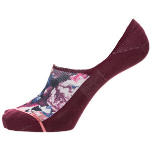 Everyday Light Cushion Invisible Height Socken, Rot, zoom bei OUTFITTER Online