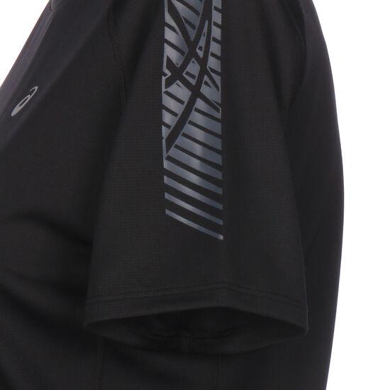 Icon Laufshirt Damen, schwarz / grau, zoom bei OUTFITTER Online