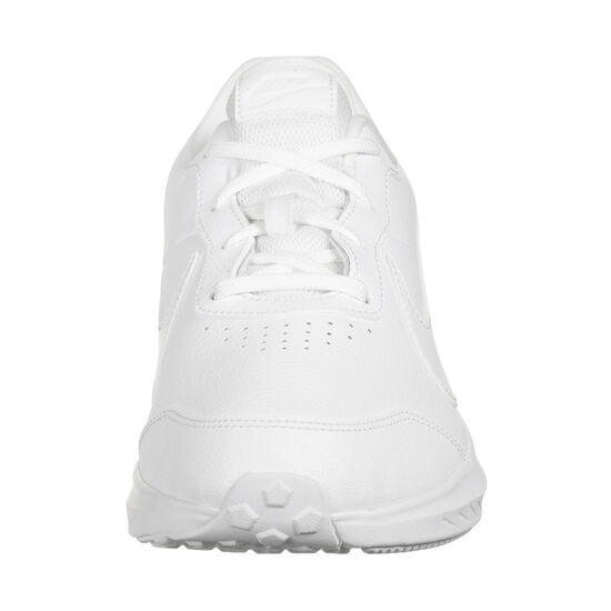 Varsity Leather Sneaker Kinder, weiß, zoom bei OUTFITTER Online