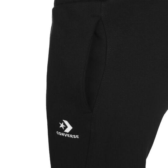 Embroidered Star Chevron Jogginghose Damen, schwarz, zoom bei OUTFITTER Online