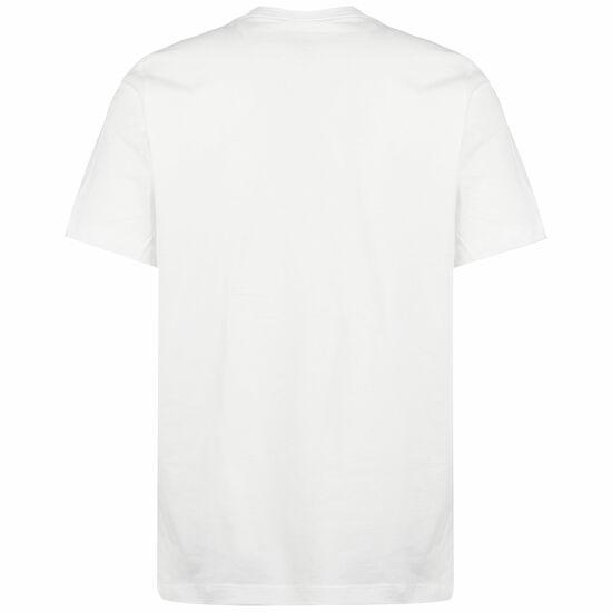 Block T-Shirt Herren, weiß / blau, zoom bei OUTFITTER Online