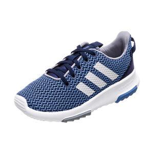 Racer Sneaker Kinder, dunkelblau / grau, zoom bei OUTFITTER Online