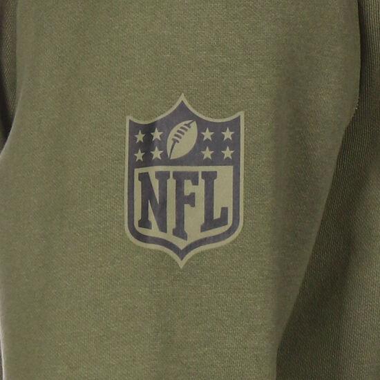 NFL Digi Camo Kapuzenpullover Herren, oliv, zoom bei OUTFITTER Online