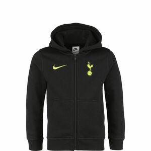 Tottenham Hotspur Kapuzenjacke Kinder, schwarz / hellgrün, zoom bei OUTFITTER Online