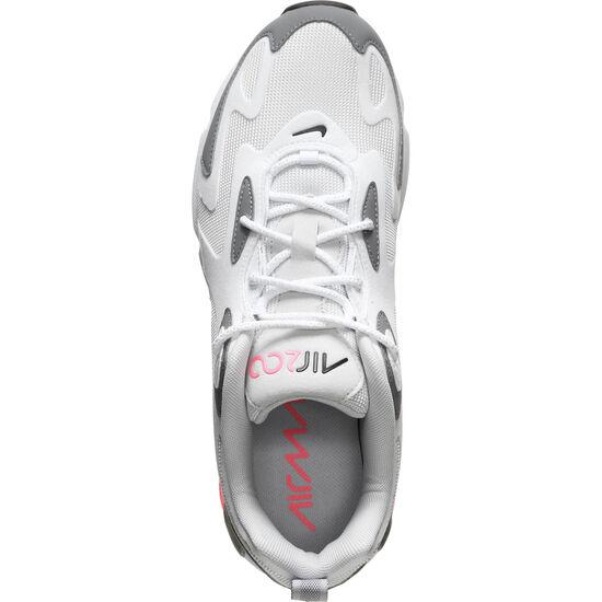 Air Max 200 Sneaker Damen, hellgrau / weiß, zoom bei OUTFITTER Online