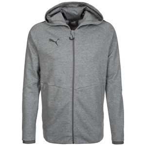 Ascension Casuals Kapuzenjacke Herren, grau, zoom bei OUTFITTER Online