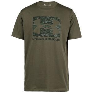 ABC Camo Boxed Logo Trainingsshirt Herren, oliv, zoom bei OUTFITTER Online