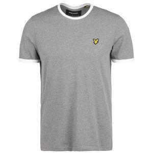 Ringer T-Shirt Herren, grau / weiß, zoom bei OUTFITTER Online