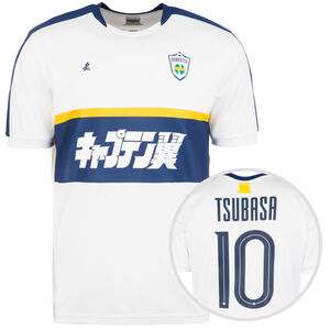 Nankatsu #10 Tsubasa Trikot Herren, weiß, zoom bei OUTFITTER Online