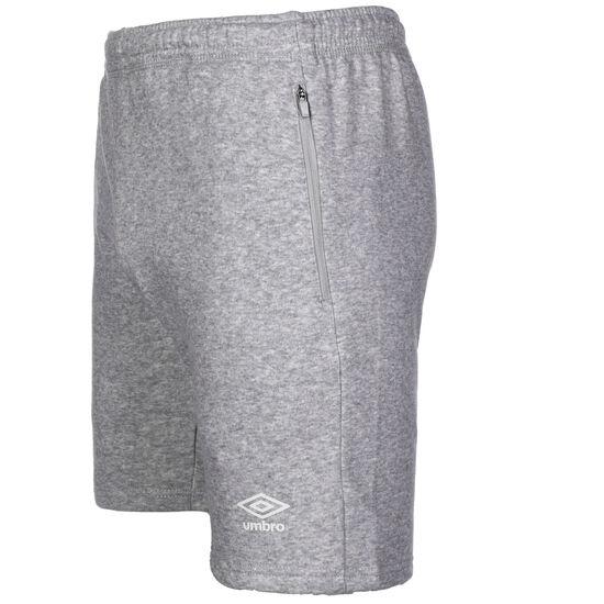 Club Leisure Jog Trainingsshorts Herren, grau / weiß, zoom bei OUTFITTER Online