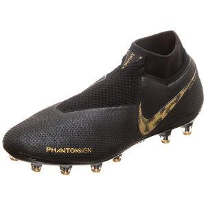 Phantom Vision Elite DF AG-Pro Fußballschuh Herren, schwarz / gold, zoom bei OUTFITTER Online