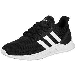 Querstar Flow Sneaker Herren, schwarz / weiß, zoom bei OUTFITTER Online
