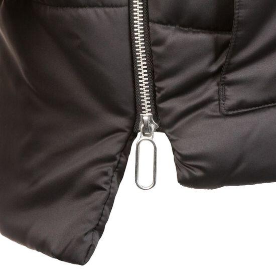 Sherpa Hooded Jacke Damen, schwarz, zoom bei OUTFITTER Online