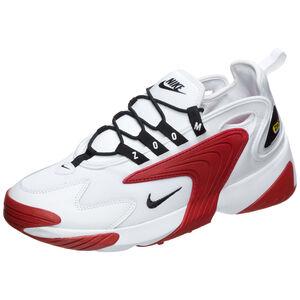 Zoom 2K Sneaker Herren, weiß / rot, zoom bei OUTFITTER Online