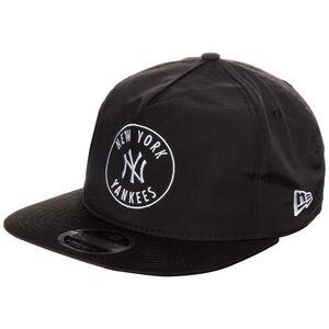 9FIFTY MLB Taslan Emblem New York Yankees Cap, Schwarz, zoom bei OUTFITTER Online