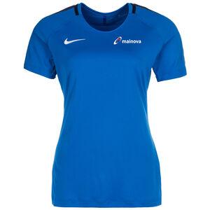 Mainova Dry Academy 18 Trainingsshirt Damen, blau / dunkelblau, zoom bei OUTFITTER Online