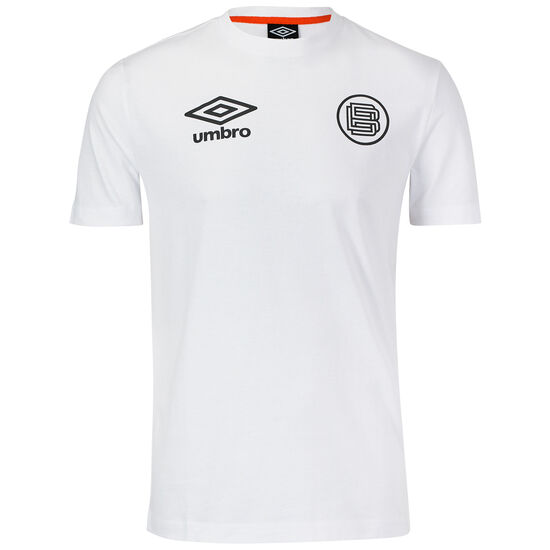 B360 Graphic T-Shirt Herren, weiß / schwarz, zoom bei OUTFITTER Online